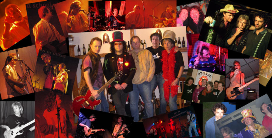 The Rolling Stones Tribute Und Coverbands